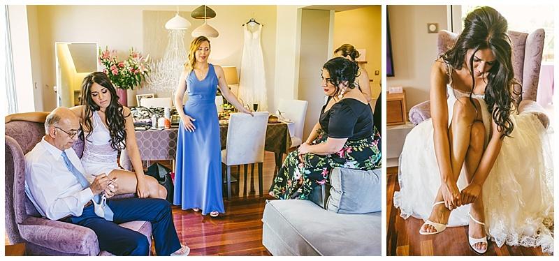 Φωτογράφιση Γάμος στο The Residence Βαρυμπόμπη