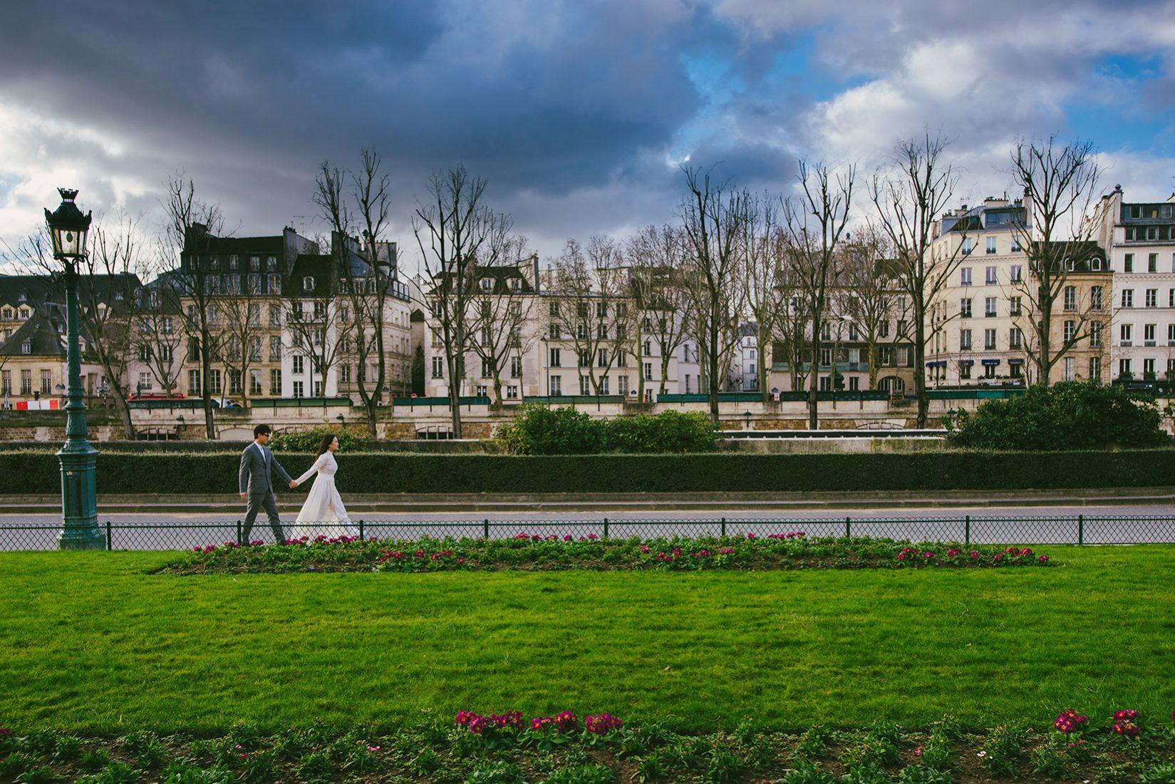 Anastasios Filopoulos Wedding Photography-Sophia & Huen | Couple Session in Paris