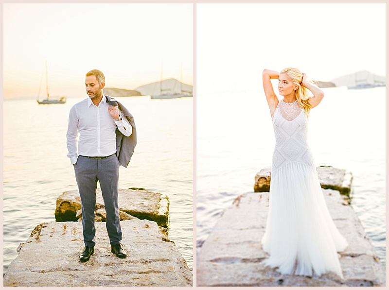 greece wedding fine art photographer