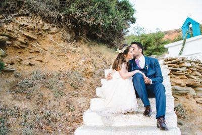 Anastasios Filopoulos Wedding Photography-Rustic beach wedding in Greece