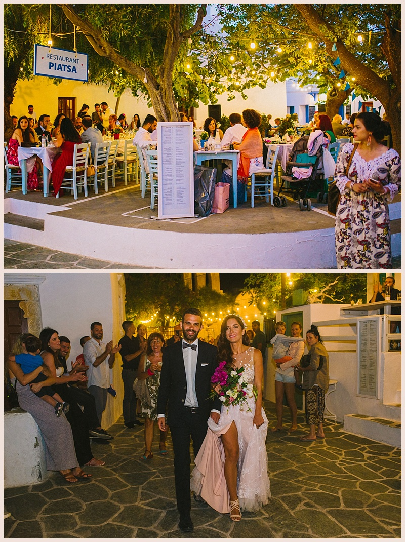 Wedding in Folegandros, Greece Wedding Photographer Filopoulos