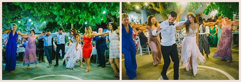 Wedding in Folegandros